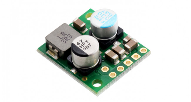 Step Down Regulator 5V 3.2A - VIN 5.3-50V
