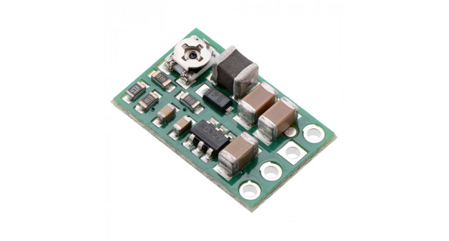 Adjustable Voltage Regulator VIN 4-50V OUT 4-25V 0.6A
