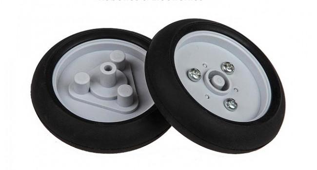 Tamiya 70145 Narrow Tires (2 Tires)