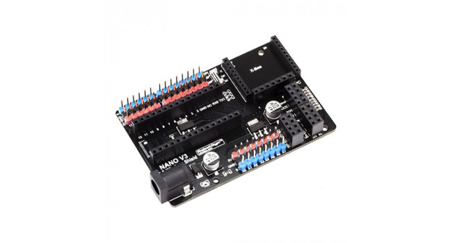 NANO IO Breakout Module for Arduino Nano®