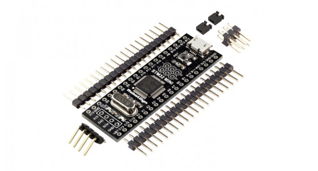 STM32F303CCT6 256kb Arduino Ready