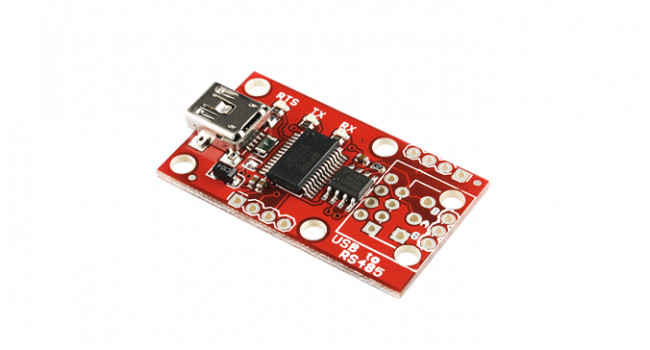 Breakout USB to RS-485 Converter