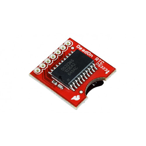 Breakout Real Time Clock - Dead on (RTC)