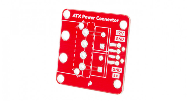 SparkFun ATX Power Connector Breakout