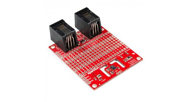 ESP32 Thing Enviro Sensor Shield Qwiic
