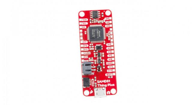 SparkFun Thing Plus - SAMD51