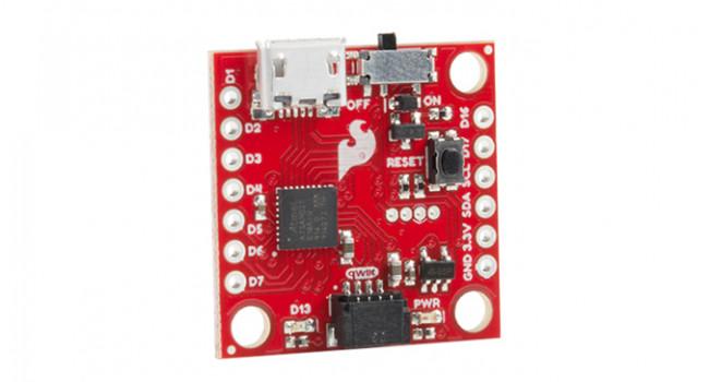 SparkFun SAMD21 Micro Board - Qwiic