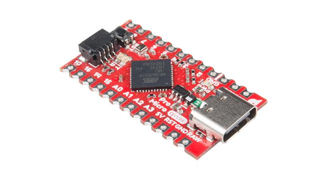 SparkFun Qwiic Pro Micro - USB C