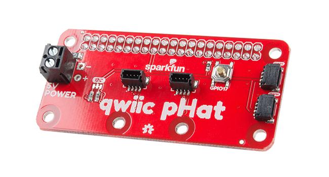 SparkFun Qwiic Board V2 for Pi