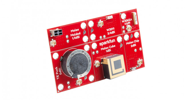 SparkFun GNSS Chip Antenna Eval Board
