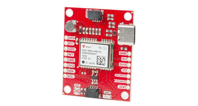 SparkFun NEO-M9N GPS - Qwiic Chip Antenna