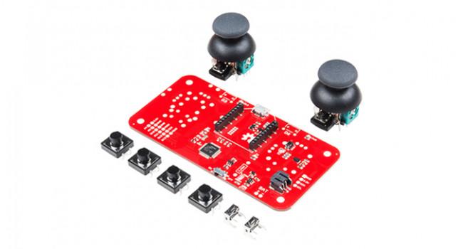SparkFun Wireless Joystick Kit