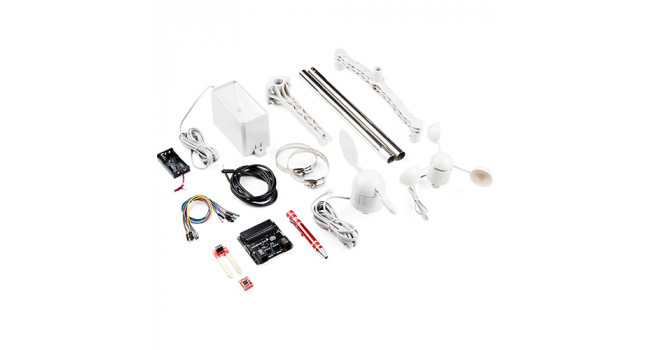 SparkFun Micro:Bit Climate Kit
