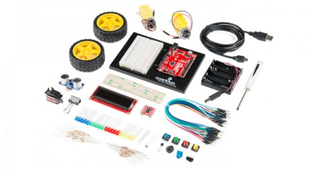 SparkFun Inventor Kit 4.1