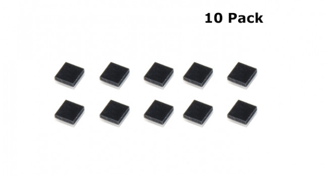 Ultra-Small UHF RFID Tag Rain (10 Pack)