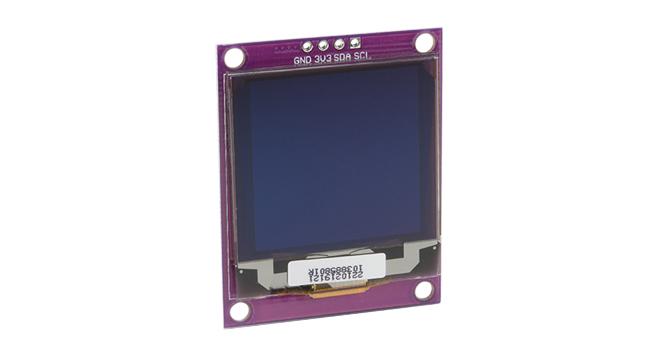 """SparkFun OLED 1.5"""" - Qwiic"""