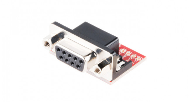 RS232 to TTL Shifter