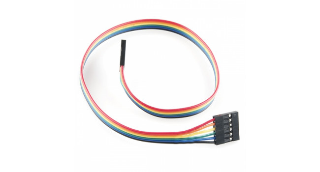 Jumper Wire - 6 Pin
