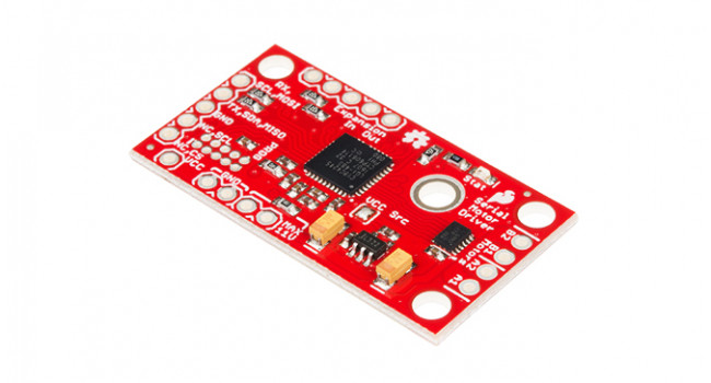 SparkFun Serial Controlled Motor Driver