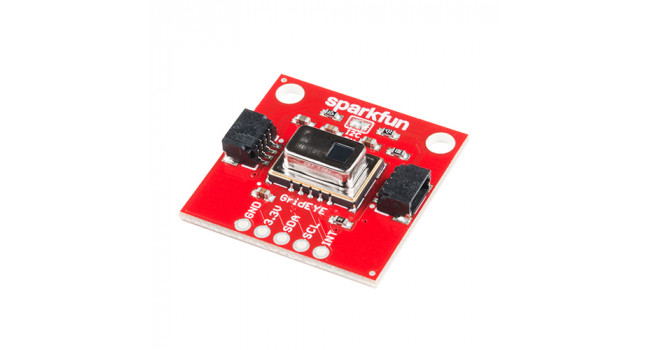 SparkFun Grid Eye IR Array Breakout