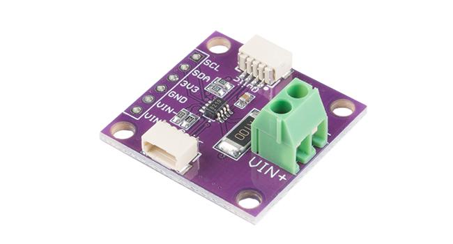 SparkFun Volt & Current Sensor - Qwiic