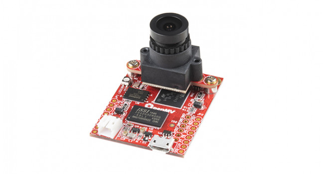 OpenMV Camera H7 Plus
