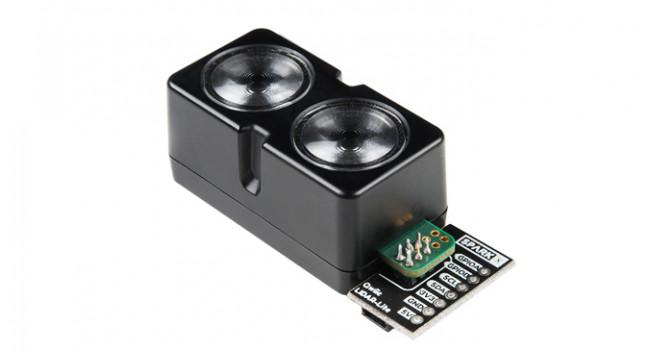 LIDAR V4 Lite - Qwiic Interface (I2C)