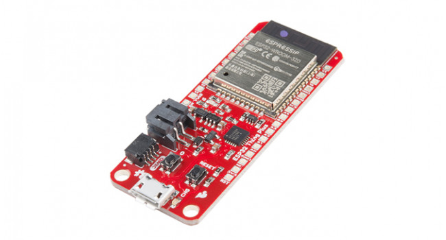 SparkFun Thing Plus - ESP32 WROOM - Qwiic