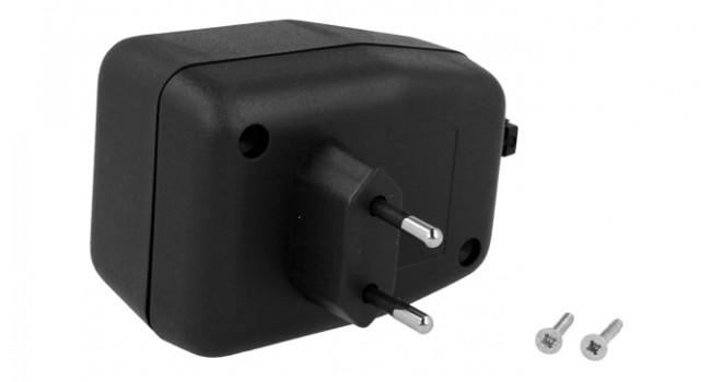 PSU Case 62 x 85 x 50 Black