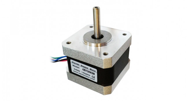 Stepper Motor 0.28Nm NEMA17 1.8 deg/step