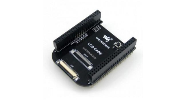 "Beaglebone Black LCD Cape 7"""