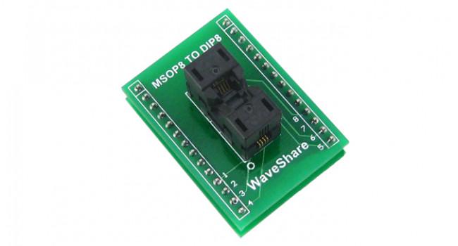 Program Adapter SSOP8 to DIP