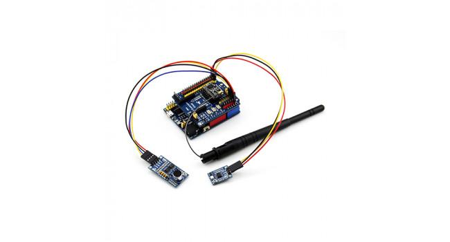 Wave Arduino Starter Kit A + 13 Sensors