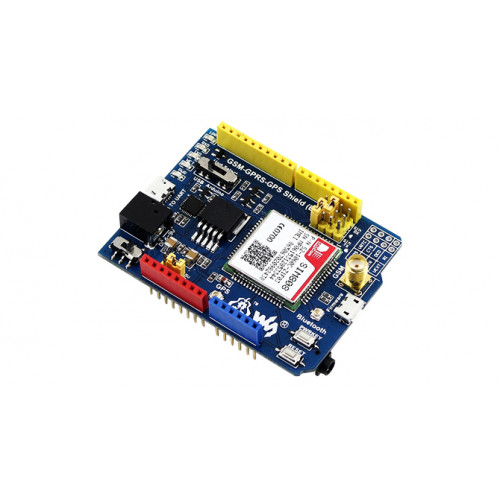 Wave Sim808 GSM/GPS Shield + Antenna