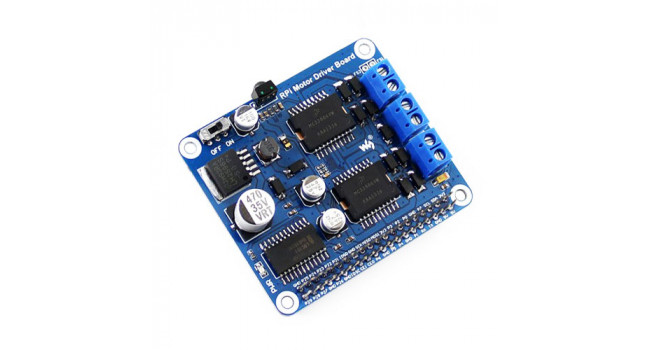 Wave Dual Motor Driver for PI