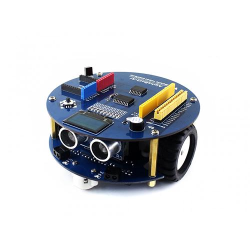 Alphabot robot building kit for arduino micro robotics