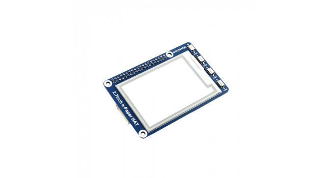 """E-Ink 2.7"""" 264x176 Display Hat For Raspberry Pi"""