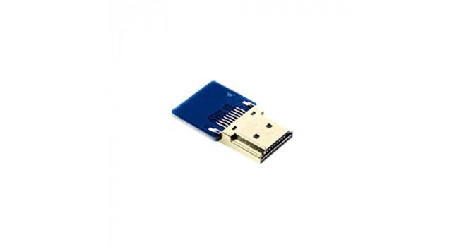 HDMI Male - Ribbon Connector (Straight)