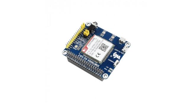 Wave SIM7600E 4G/3G/ 2G/GSM for Pi