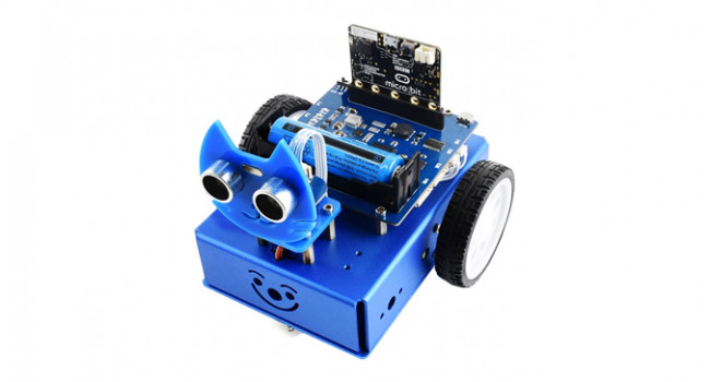 Wave KitiBot 2WD Robot for Micro:Bit