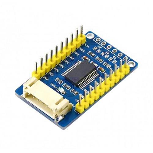 Wave MCP23017 I2C I/O Expander