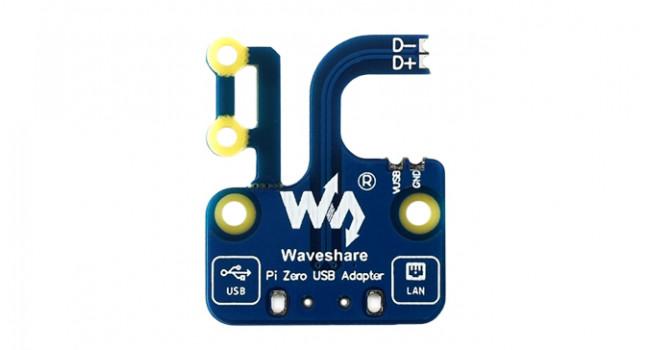 Pi Zero USB Adapter, USB A Connector