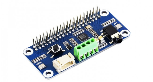 Wave Hi-Fi Sound Card HAT for Pi