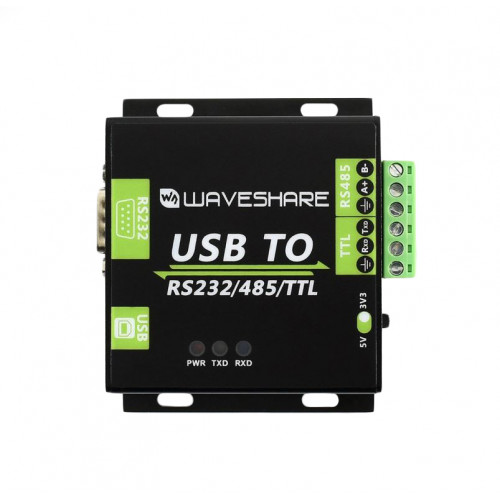 USB to RS232/485/TTL IC Test Board