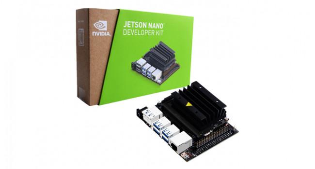 Jetson Dev Kit - Camera + SD + PSU