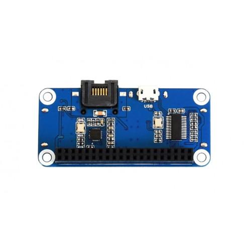Ethernet/USB HUB for Pi Zero