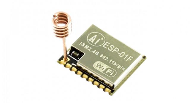Ultra Small Esp-01F, WiFi Module ESP8285