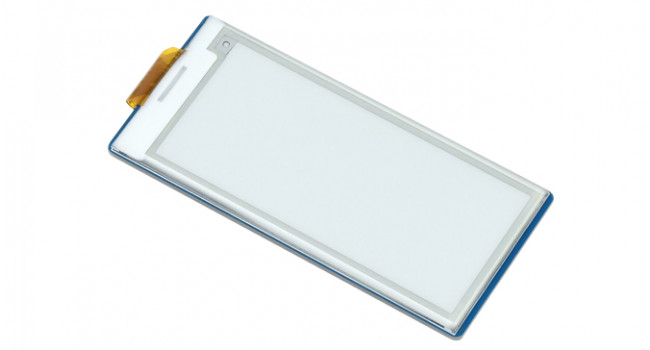 Wave 2.9inch E-Ink Display for Pi Pico