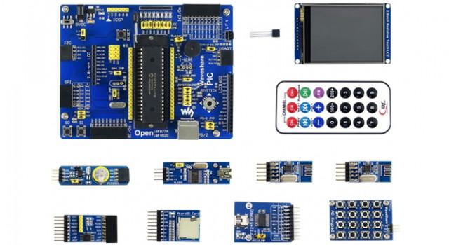 Wave Microchip 16F877A Dev Kit
