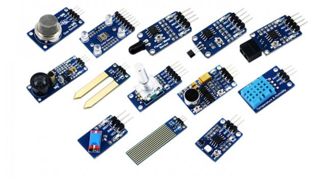 Wave Sensor Pack (13 Pack)